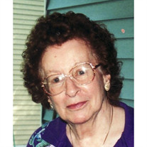 Evelyn Gingras Anderson