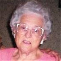 Doris Elizabeth Berger Strohaber
