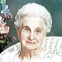 "Mary Elizabeth ""Betty"" Moritz"