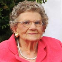 Juanita Burton Wilder