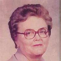 Dorothy L. Nalley