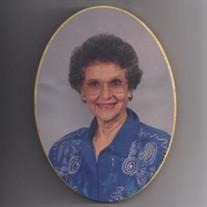 Edna West Rives