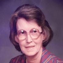 Alma Dean Eaves