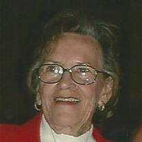Marjorie  Jean Ereckson Gregg