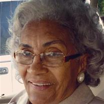 Mrs. Joyce Mae  Hamilton Mouton