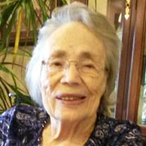 Mrs. Ellen Eileen Armstrong