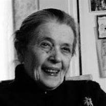 Margaret Mary McCusker