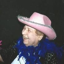 Mrs. Dorothy Marguerite Schrei