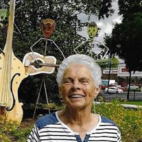 Irene Martha Gravitte Hicks