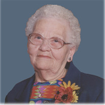 Mary Ellen Segebart