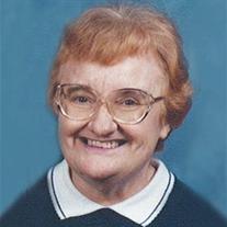 "Elizabeth ""Betty"" DeGiovanni"