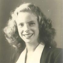 Mary Lindell Bullock