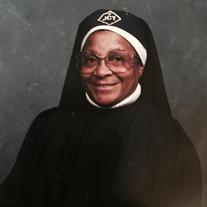Sister Clara Cecilia Hatcher