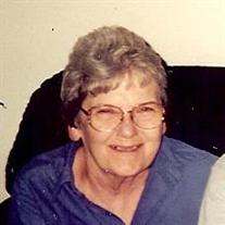 Patsy Jean Woods