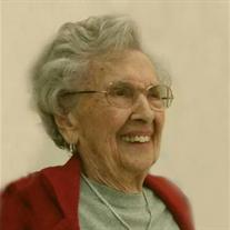 Mrs. Dorothy Eloise Cabeen