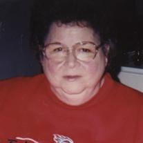 Mrs. Mary Frances Brackman