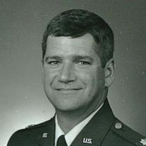 Lt. Col. David Milton McIntosh USAF Ret.
