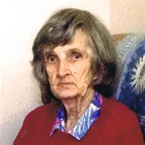 Betty Sue Karr Dugger