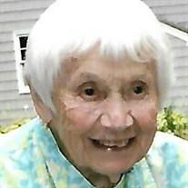 Mrs. Mary Schneller