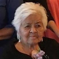 Mrs. Modesta DeLeon