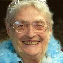 Marjorie J. Fairweather-Toole