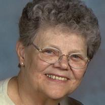 Arlene Elsie Clegg