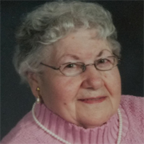 Ruth Eleanor Walker