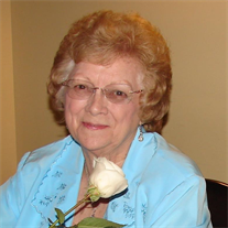 Mildred Hutchison St.Clair