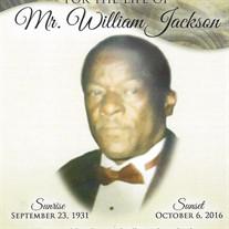 Mr. William  Jackson