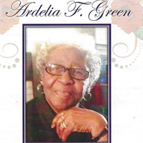 Ms. Ardelia F. Green