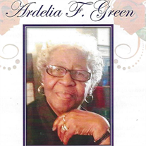 Ms. Ardelia F. Green