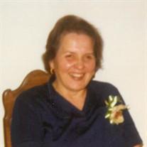 Mrs. Josefina Sousa Mendonca