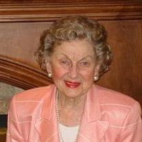 Mrs. Genevieve Sophie Schumann Blume