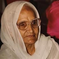 Chanan Kaur Badwal