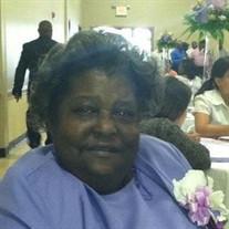 Mrs. Clara  Mae Brown Auzenne