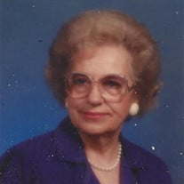 Mrs. Virginia Arlene Christian Nix Jordan