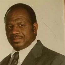 William Harzett Euwins Sr.