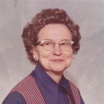 Mrs. Mary E. Bender