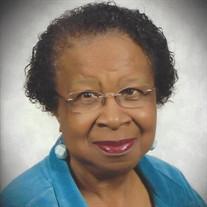 Mrs. Thelma Clark Green