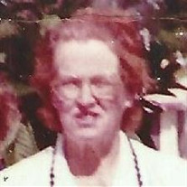 Donna Ruth Welch