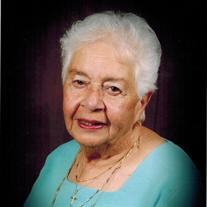 Mrs. Ella Louise De Deaux Ross