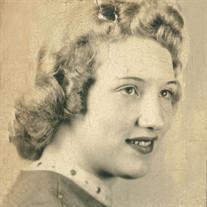 Margaret G. Presnell Akers