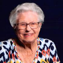 Mrs.  Lora Bunting Arteberry Stevens