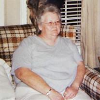 Mrs. Gertrude Bell Mangrum Taylor