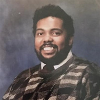 Mr.  Laguardo Nelson Vaughn