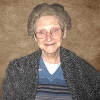 Mrs. Ruth McWilliams Parson