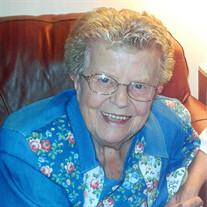 Thelma Marie McWilliams
