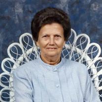 Mrs. Edwina M. Tullos