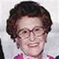 Mrs. Yvette J. St. Germain