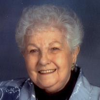 Evangeline Gertrude Wyffels